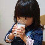牛乳をこぼした時の掃除法